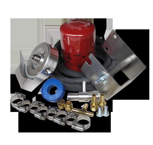 Coolant Filter System Kit for 2003-2007 DODGE RAM 5.9L Cummins Diesel Turbo