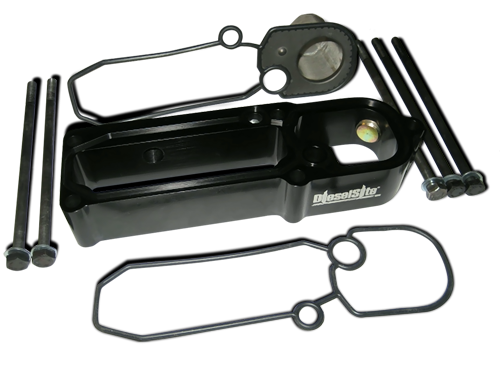 Dieselsite Hpop Reservoir Filter Adapter For 1996 2003 7 3l