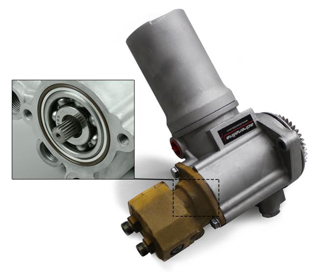 Catpumpwfp on 3126 High Pressure Oil Pump