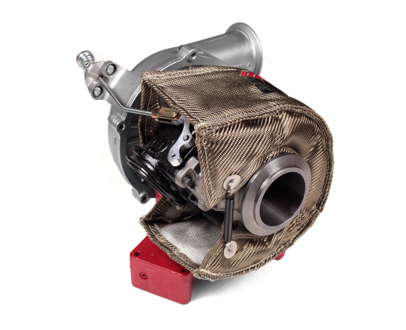 Thermostat Replacement Cost >> DieselSite 7.3L Powerstroke Turbo Blanket