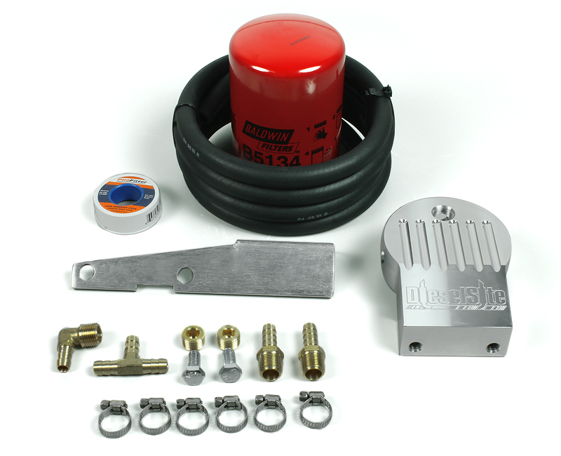1994 1997 Ford 7 3l Psd Coolant Filtration System