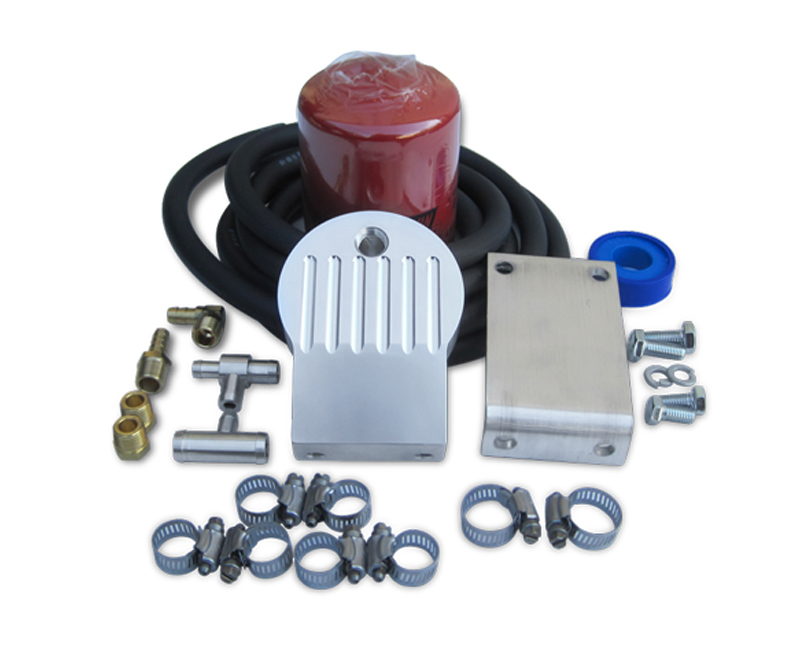 Chevrolet/GMC 6 6L Duramax Coolant Filtration System